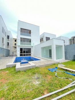 Luxury 5 Bedrooms Detached Duplex with Jetty, 2 Bq, Elevator, in an Estate, Ikoyi, Lagos, Detached Duplex for Sale