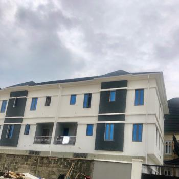 Spacious 4 Bedroom Terrace Duplex, Orchid Road, After 2nd Toll Gate, Lekki, Lagos, Terraced Duplex for Rent