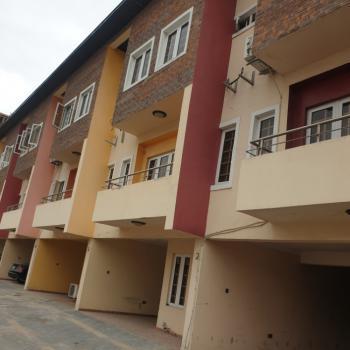 Luxurious 3 Bedroom Terrace Duplex, Enyo Filling Station, Ikate Elegushi, Lekki, Lagos, Terraced Duplex for Rent