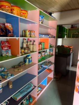 Mini Supermarket and Canteen for 5 Years Lease, Opposite Lagos Business School Beside Gran Melia Hotel, Ajah, Lagos, Shop for Rent