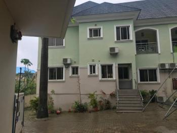 a Tastefully Finished Serviced 4 Bedroom Semi-detached with 1 Room Bq, Maitama District, Abuja, Semi-detached Duplex for Rent