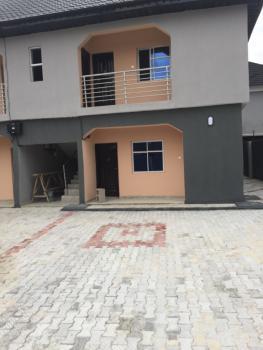 Well Finished Flat, Prince Jerry Street, United Estate., Sangotedo, Ajah, Lagos, Mini Flat for Rent