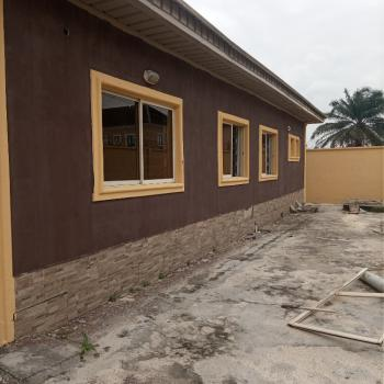 a Big Renovated 3 Bedroom Bungalow, Greenland Estate Close to Abraham Adesanya Roundabout, Ogombo, Ajah, Lagos, Detached Bungalow for Rent