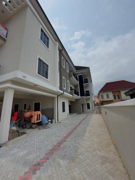 Brand New Serviced 3 Bedroom Apartment in Estate, Idado, Lekki, Lagos, Flat / Apartment for Sale