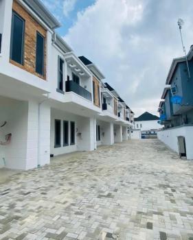 4 Bedroom Terrace Duplexes, 2nd Toll Gate Orchid, Lafiaji, Lekki, Lagos, Terraced Duplex for Sale