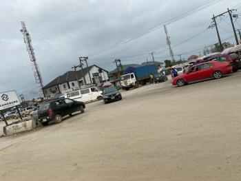 Best Promo! Cheapest Genuine Dry Land with Excision. Buy & Build, Royal View Gardens. Developed Area. 5 Min Drive From Eleranigbe, Ibeju Lekki, Lagos, Land for Sale