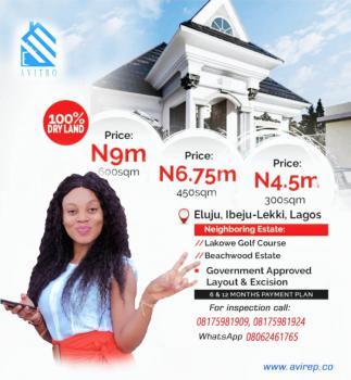 600sqm Dry Plots of Land, Eluju, Ibeju Lekki, Lagos, Mixed-use Land for Sale