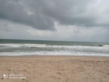 Land with a Beachfront View, Igando Orudu Area, 5 Minutes From Amen Estate, Ibeju Lekki, Lagos, Mixed-use Land for Sale