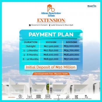 Governor Consent Land, Atican Beachview Estate, Lekki Scheme 2, Ajah, Lagos, Mixed-use Land for Sale