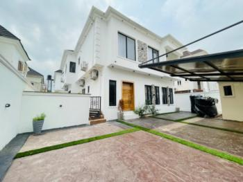 Brand New 5 Bedroom Fully Detached Duplex with a Room Bq, Idado, Lekki, Lagos, Detached Duplex for Rent