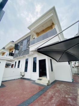 4 Bedroom Semi Detached Duplex with a Room Bq, Orchid, Lekki, Lagos, Semi-detached Duplex for Rent
