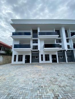 Nicely Built 4 Bedroom Serviced Terrace with a Bq;, Oniru, Victoria Island (vi), Lagos, Terraced Duplex for Sale
