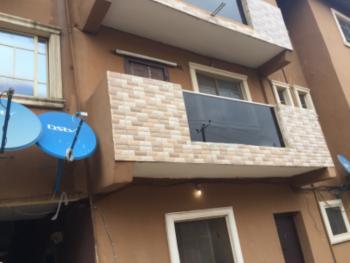 Executive  Upstairs Two Bedroom Flat with Pop, Off Jacob Sonola Okeira, Ogba, Ikeja, Lagos, Flat / Apartment for Rent