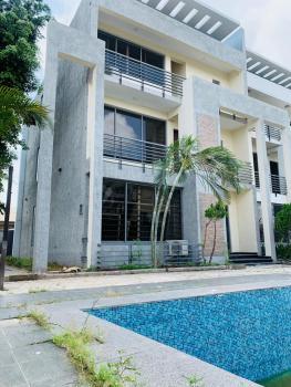 Luxury New 3 Bedroom Duplex with a Bq, Lekki Phase One, Lekki, Lagos, Terraced Duplex for Rent