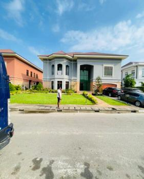 5 Bedroom Duplex with 2 Domestic Rooms on 1000sqm / Swimming Pool, Nicon Town, Lekki, Lagos, Detached Duplex for Sale