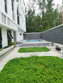 New 4 Bedroom Semi Detached House with Bq, Parkview, Ikoyi, Lagos, Semi-detached Duplex for Rent
