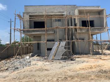 Well Built 4 Bedroom Apartment Plus Bq, Abijo, Lekki, Lagos, Flat / Apartment for Sale