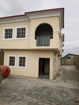 3 Bedroom Terrace Duplex, Gateway Zone of Magodo Isheri Phase1, Ikeja, Lagos, Terraced Duplex for Rent