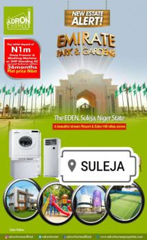 Land, Few Minutes Drive From Uba Bank, Suleja, Niger, Mixed-use Land for Sale