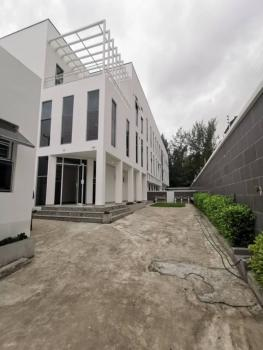Luxury 4 Bedrooms En-suite Fully Detached House with a Bq & Swimming Pool, Ikoyi, Lagos, House for Rent