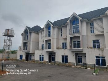 Brand New 4 Bedroom with Maid Room, Karmo, Idu Industrial, Abuja, Terraced Duplex for Rent