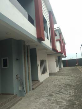 Serviced 4 Bedroom Semi Detached Duplex with Bq and Swimming Pool, Ikota, Lekki, Lagos, Semi-detached Duplex for Rent