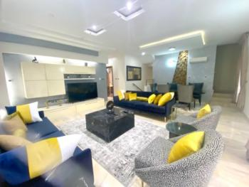 Best for Price!!luxury Furnished 4 Bedroom Terrace, Off Boudillon, Ikoyi, Lagos, Terraced Duplex for Rent