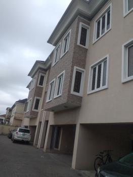 Luxury 4 Bedrooms Terrace, Close to Oba Oyekan Estate, Lekki Phase 1, Lekki, Lagos, Flat / Apartment for Rent