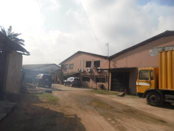 4 Bay Warehouse, Morrison Crescent Industrial Layout, Oregun, Ikeja, Lagos, Warehouse for Sale