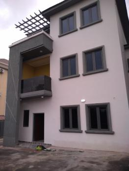 Newly Built 5 Bedrooms Duplex with a Room Bq, By Coza Church, Guzape District, Abuja, Terraced Duplex for Sale