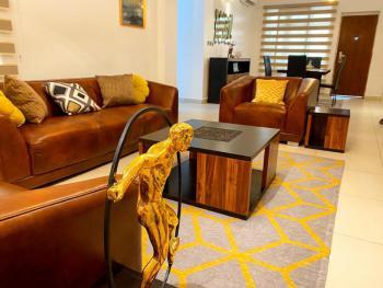 Testfully Furnished Luxury 3 Bedroom Apartment, Ikate, Lekki, Lagos, Terraced Duplex Short Let