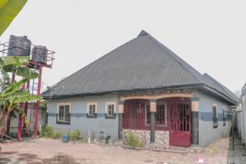 Nicely Finished Three (3) Bedroom Detached Bungalow with Shops, Umuotebe, Igbo Etche, Port Harcourt, Rivers, Detached Bungalow for Sale
