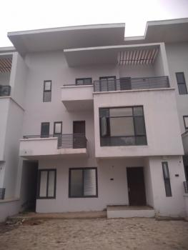 6bedrooms Terrace Duplex with a Basement and a Bq, By Coza Church, Guzape District, Abuja, Terraced Duplex for Rent