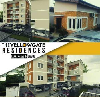 3 Bedroom Terrace with Bq, Yellowgate Residences, Lekki Phase 1, Lekki, Lagos, Terraced Duplex for Sale