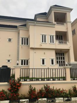 Luxury 5 Bedroom Terrace Duplex with Penthouse, Extension, Asokoro District, Abuja, Semi-detached Duplex for Sale