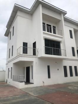 Luxury Serviced 4 Bedrooms Terraced Duplex, Close to Pinnock Beach Estate, Osapa, Lekki, Lagos, Terraced Duplex for Rent