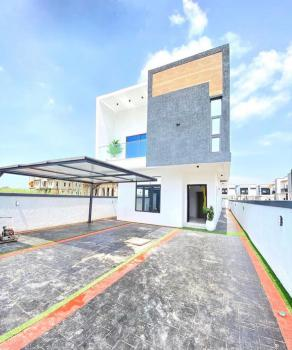 Luxury and Well Spacious 5 Bedroom Fully Detached Duplex, Ajah, Lekki, Lagos, Detached Duplex for Sale