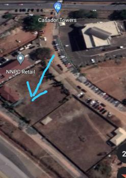 Genuine Land Property for Distress, Aarano Filling Station ⛽, Asokoro District, Abuja, Residential Land for Sale
