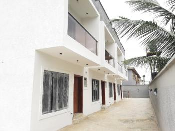 Brand New Spacious 2bedroom Terrace Duplex, Gated Estate Within Blenco Supermarket Before Shop Rite, Sangotedo, Ajah, Lagos, Terraced Duplex for Sale