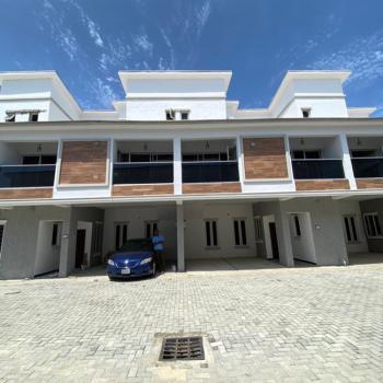 4 Bedrooms Terraced Duplex with a Bq, Chevron 2nd Tollgate, Lekki, Lagos, Terraced Duplex for Rent
