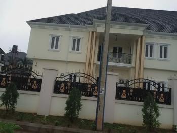 Brand New 4 Bedroom Semi Detached Duplex with Bq, Guzape District, Abuja, Semi-detached Duplex for Sale