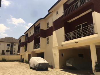 Four Bedroom Terrace House with One Room Bq, Ikeja Gra, Ikeja, Lagos, Terraced Duplex for Sale