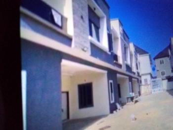 Brand New 4 Bedroom Terraced Duplex, Pantheon Smart Home, Ben Flo Street, Chevron, Lekki, Lagos, Terraced Duplex for Sale