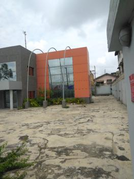 a Storey Building in a Good Environment, Palmgrove, Shomolu, Lagos, Office Space for Rent
