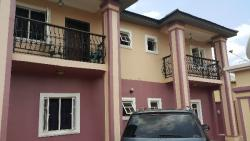 Brandnew 3 Bedroom Flat, Upstairs & Downstairs Available, Richfield Estate, Ajao Estate, Isolo, Lagos, Flat / Apartment for Rent