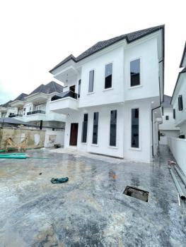 Luxury Newly Built 4 Bedroom Fully Detached Duplex + B-q, Chevron, Lekki, Lagos, Detached Duplex for Sale