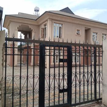 4 Bedroom Duplex + 2 Nos of 3 Bedroom Flat, New Oko-oba, Agege, Lagos, Semi-detached Duplex for Sale