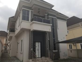 4 Bedroom Fully Detached Duplex with a Room Bq, Thomas Estate, Ajiwe, Ajah, Lagos, Detached Duplex for Rent