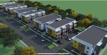 4 Bedrooms  Luxury Terrace Duplex with Bq, Off Plan, Life Camp, Abuja, House for Sale