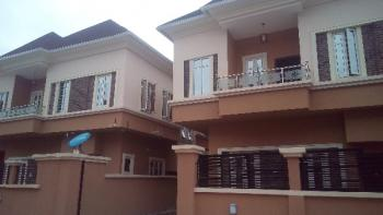 Best Executive 4 Bedroom Spacious Detached Duplex With 1 Room Bq, Osapa, Lekki, Lagos, 4 bedroom, 4 toilets, 4 baths Semi-detached Duplex for Sale